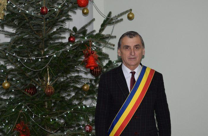 Mesajul primarului municipiului Dej, cu ocazia Sărbătorii Nașterii Domnului