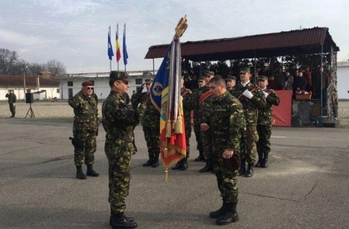 """Dragonii Transilvani"" au un nou comandant"