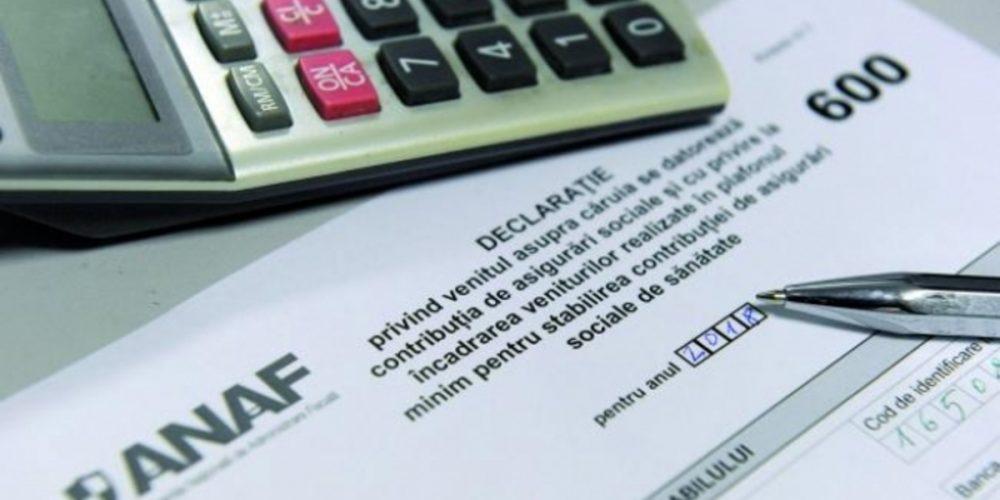 """""""Lista neagra"""" cu românii datori la ANAF"""