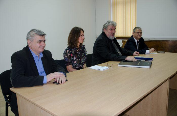 """Președintele Senatului UBB Cluj, dr. Ioan Chirilă, """"Ambasador al culturii someșene"""""""