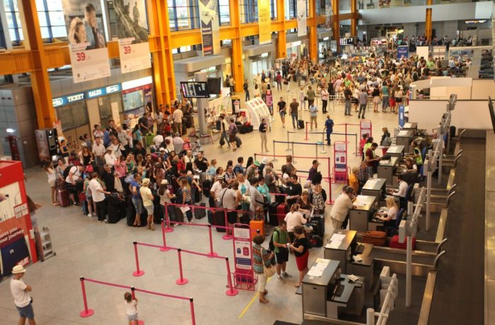 """Zbor către Egipt, introdus de pe Aeroportul Internaţional """"Avram Iancu"""""""