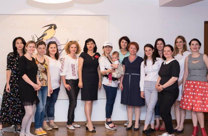 Business Hub pentru mamele antreprenor