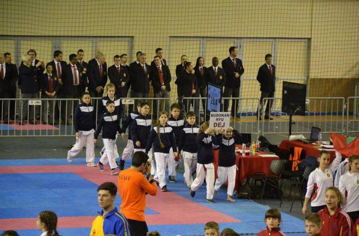 Budokan Ryu, din nou pe podium