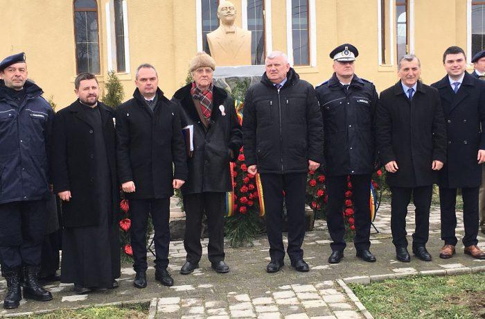 """Cornel Itu: """"Am susținut dintotdeauna necesitatea păstrării vie în memoria noastră a celor care au avut un aport considerabil în lupta pentru unitatea poporului român"""""""