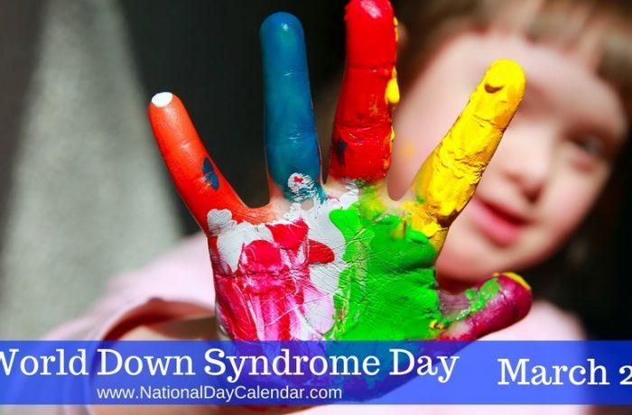 21 martie- Ziua mondială a sindromului Down
