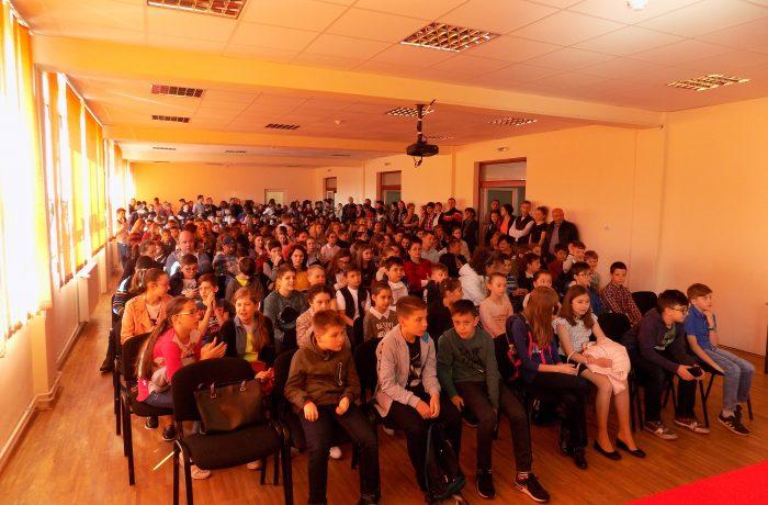 """Concursul interjudețean de matematică """"Dumitru Țiganetea"""" și-a serbat majoratul!"""
