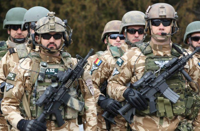 Ziua Forțelor Terestre, sărbătorită la Dej