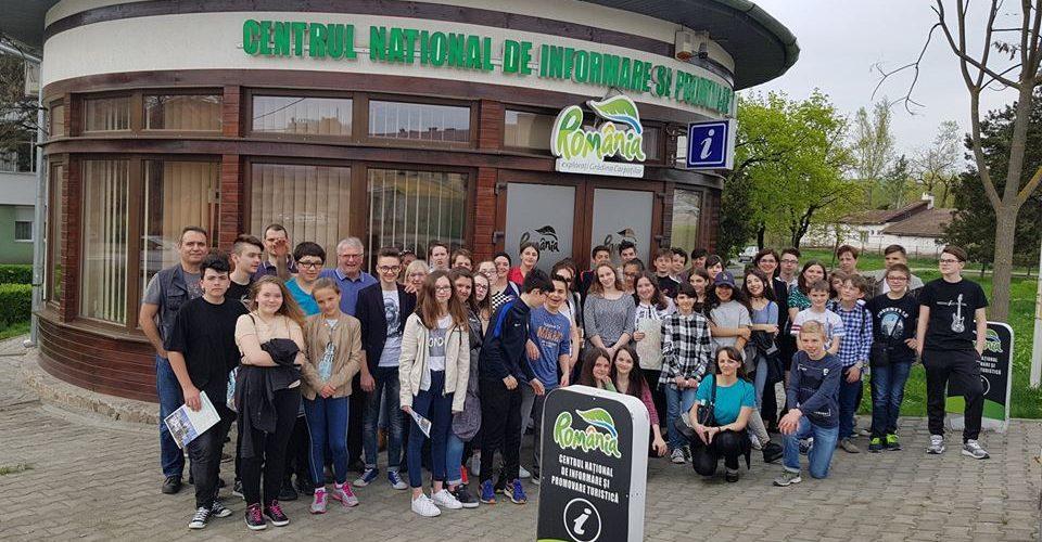 Proiect școlar franco-român, la LAPI Dej