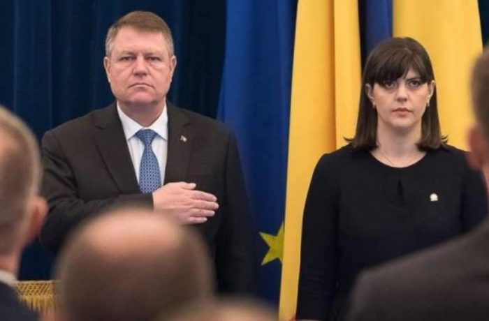 Klaus Iohannis respinge revocarea lui Kovesi