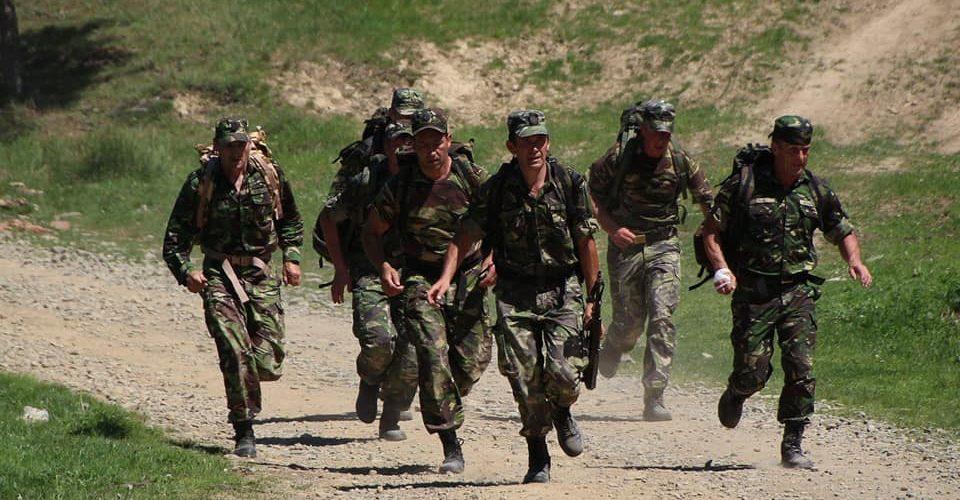 """Batalionul 811 Infanterie """"Dej"""", locul III la Concursul aplicativ-militar de vară"""
