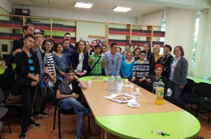 Premii și mențiuni pentru elevii Școlii Gimnaziale Speciale din Dej
