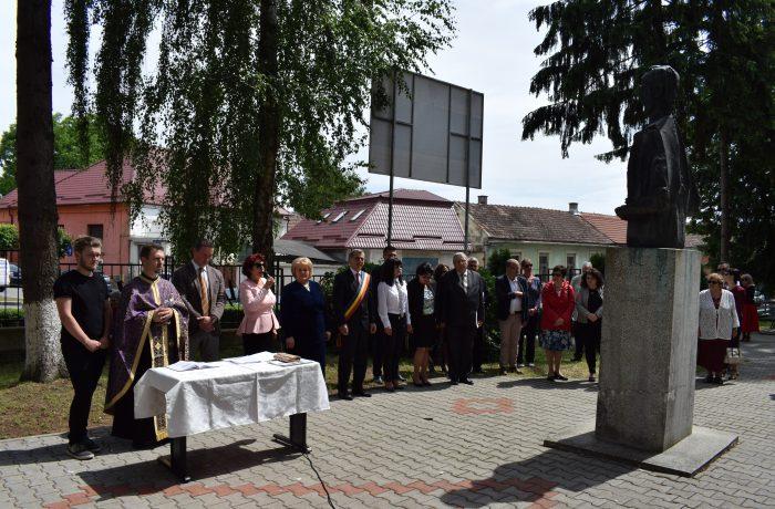 """Liceul Teoretic  """"Alexandru Papiu Ilarian"""" în Anul Centenarului"""