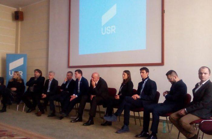 USR Cluj, și-a deschis filială în Dej!
