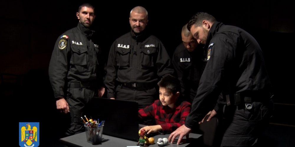 Săptămâna prevenirii criminalității în județul Cluj