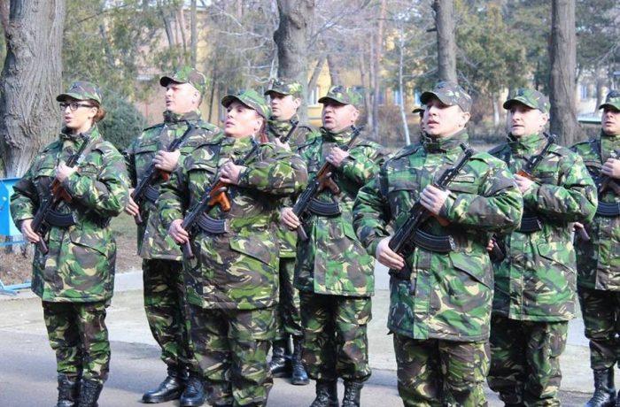 Armata recrutează peste 3.400 de rezervişti voluntari