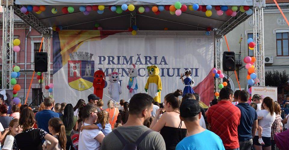 Mesajul primarului municipiului Dej, cu ocazia Zilei Copilului