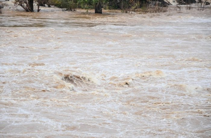 Avertizări de inundaţii pentru judeţul Cluj