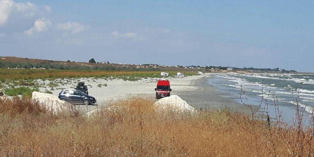 Militarul din Dej, dat disparut, a fost găsit fără viaţă pe plaja din Vadu