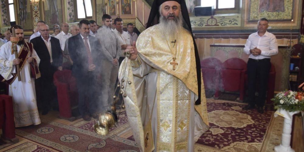 Sărbătoare de hram în Parohia ortodoxă Câțcău