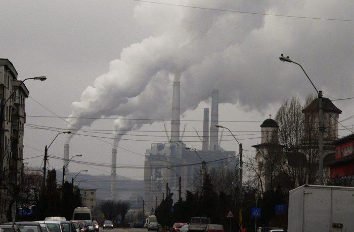 Suntem printre primii poluatori ai Europei