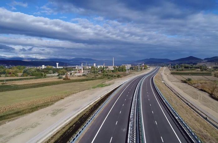 Avem încă 29 de kilometri de autostradă!