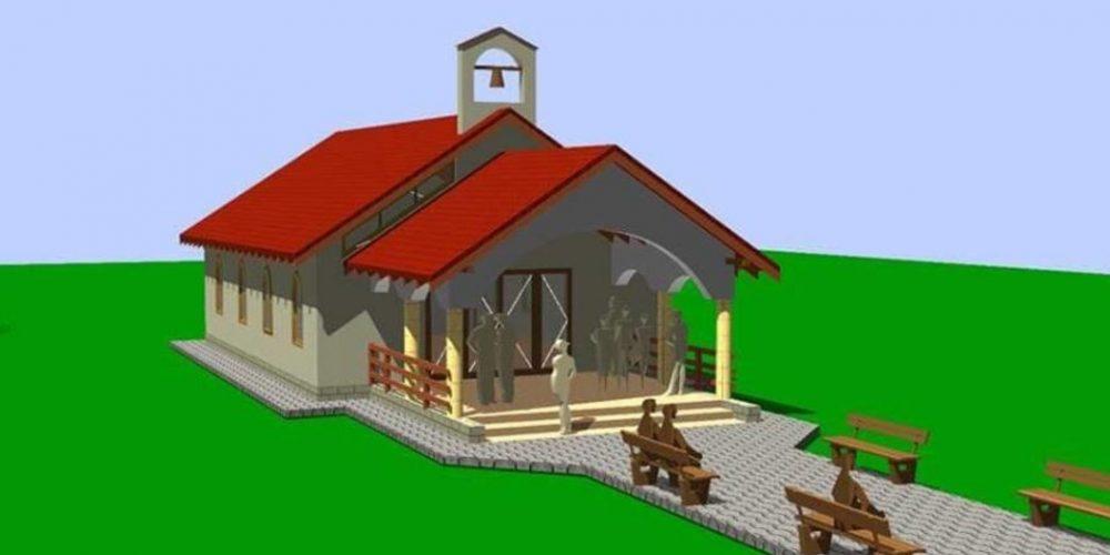 Se construiește o capelă în comuna Mica