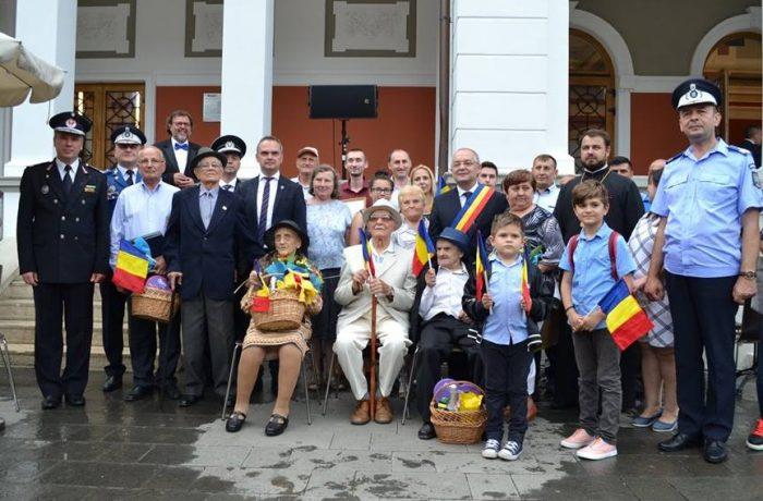 """Campania MAI """"O viață cât un centenar"""", marcată la Cluj-Napoca, de Ziua Imnului Național"""