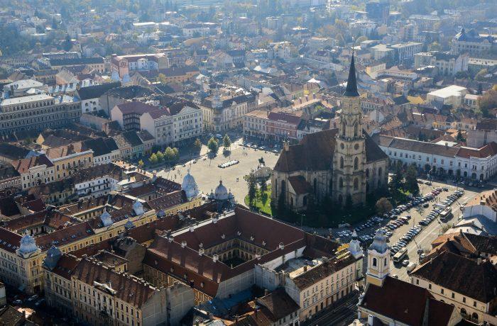 Clujul, locul trei pe țară, ca destinație turistică