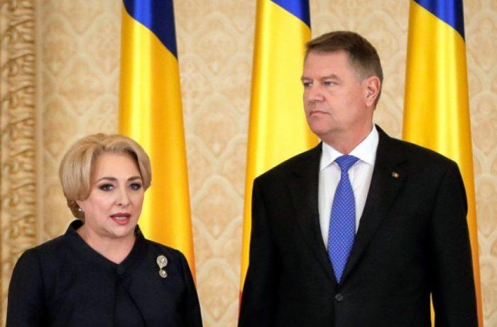 Întânire Dăncilă-Iohannis la Cotroceni