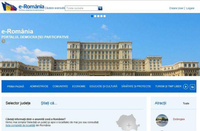 Aici sunt banii dumneavoastră: site plătit de Guvern cu 12 milioane de euro, complet inutil