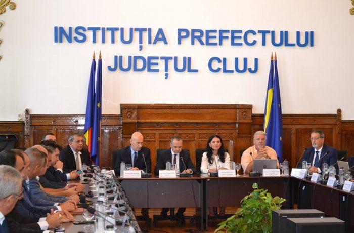 S-a prezentat draftul de Studiu de Fezabilitate pentru Spitalul Județean Cluj-Florești