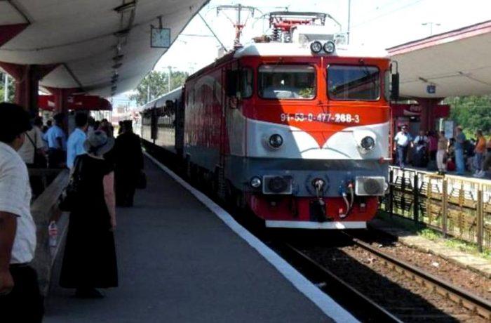 CFR a inaugurat prima linie ferată nou construită după 1989
