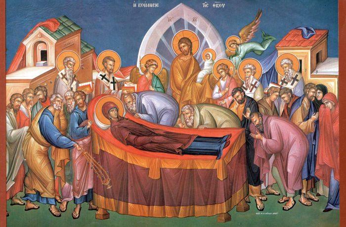 Adormirea Maicii Domnului, una dintre cele mai vechi sărbători creștine