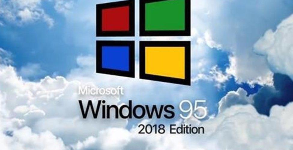 Windows 95, pentru nostalgici!