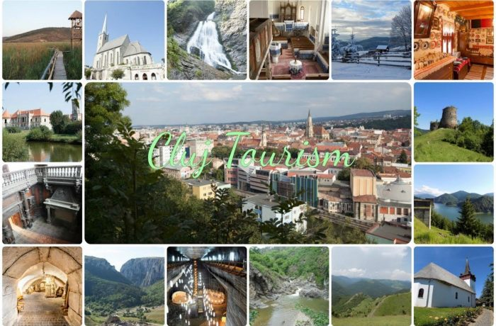 Clujul, în topul județelor care au atras cei mai mulţi turiști în 2018