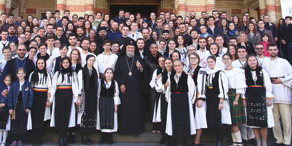 SIBIU: Întâlnirea Internațională a Tinerilor Ortodocși