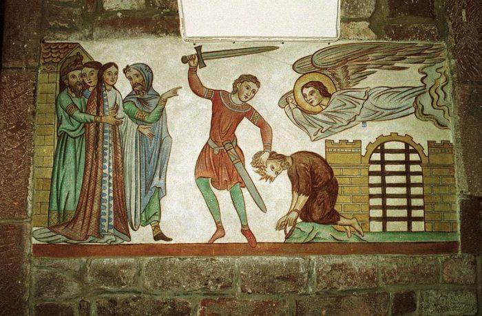 29 august – Tăierea Capului Sfântului Ioan Botezătorul