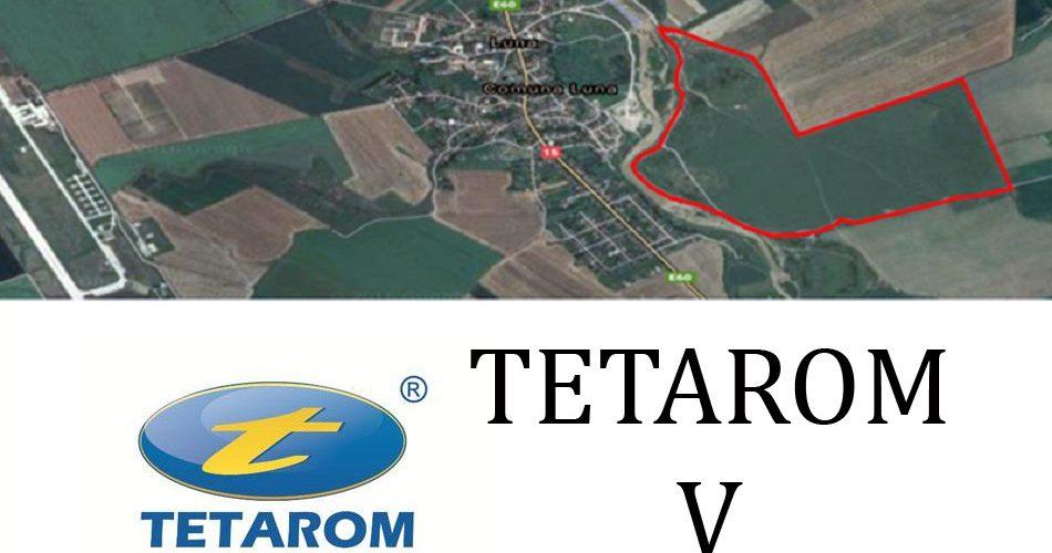 TETAROM V, un nou parc industrial în județ