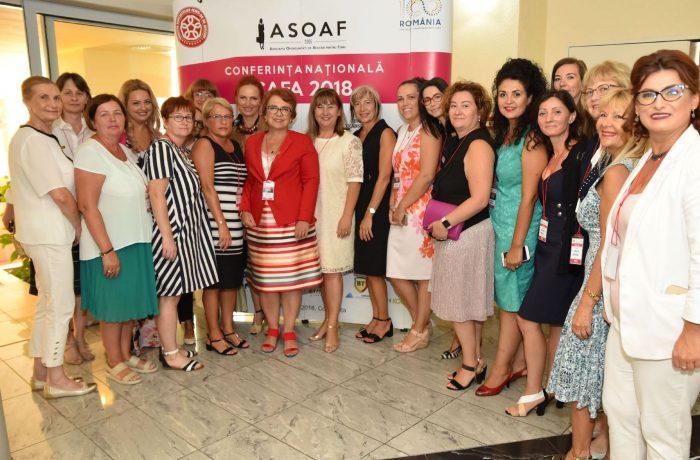 Antreprenoriatul feminin clujean, la Conferința națională CAFA 2018