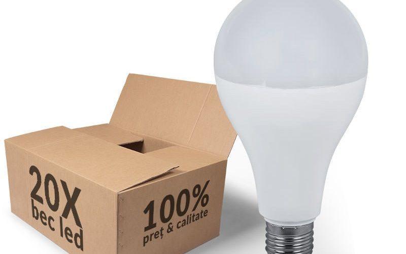 Becurile cu halogen, vor fi înlocuite cu becuri LED