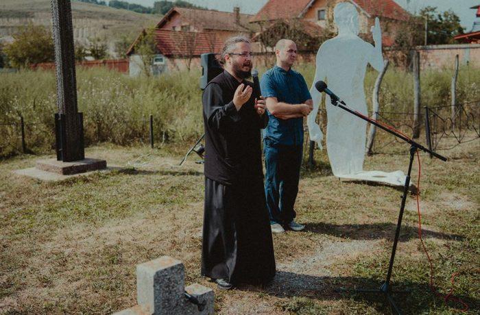 """Investigații arheologice în ,,Cimitirul cu Cruci"""" al deținuților politici din Gherla"""