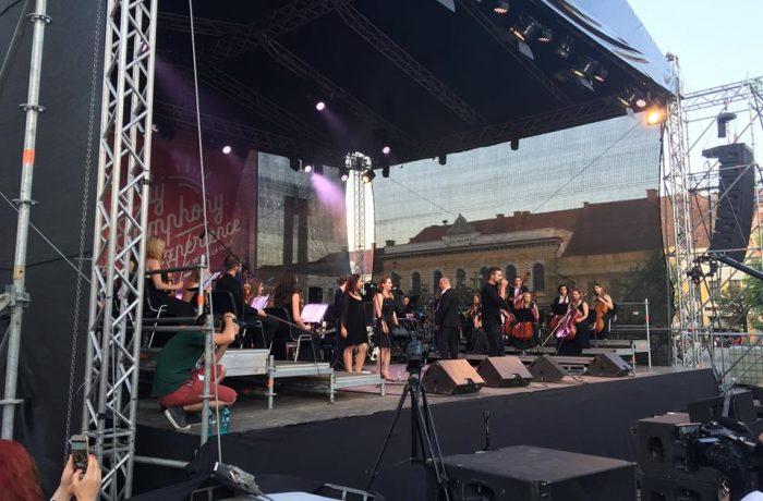 Cluj Symphony Experience, un festival dedicat armoniei și muzicii