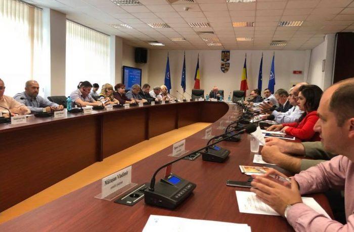 Dejeanul Dan Gavrea este noul director al SC Drumuri și Poduri Județene Cluj