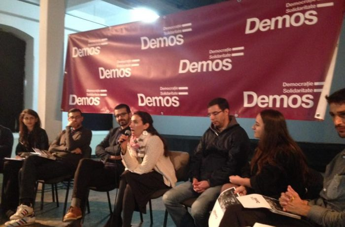 DEMOS, un nou partid de stânga, pe scena politică românească