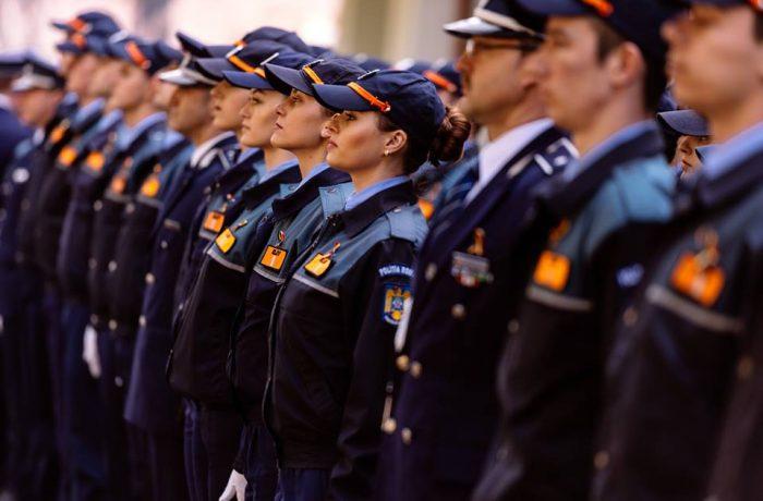 Înscrieri pentru școlile de agenți sau subofițeri ale MAI