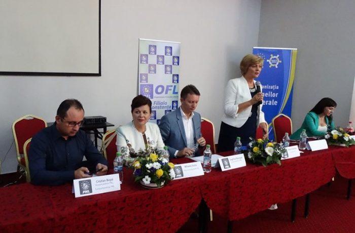 Femeile liberale și-au dat întâlnire la Eforie-Nord
