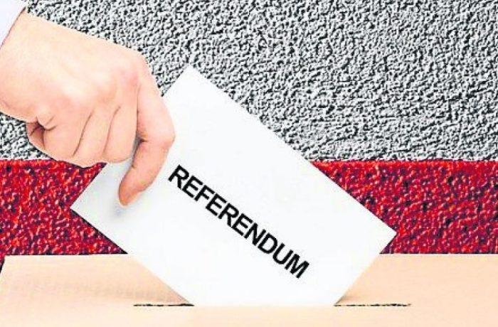 Referendum, după Referendum!