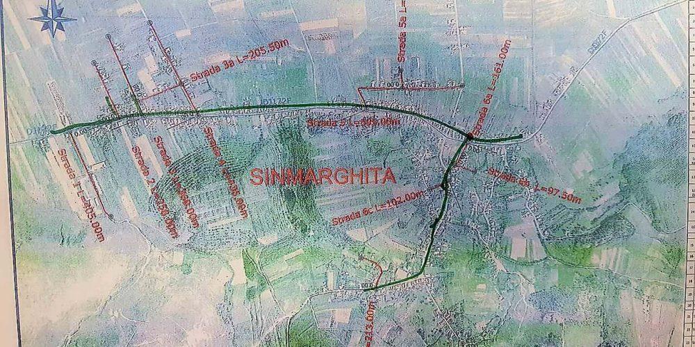 Se  moderniză 30 de ulițe  (7,5 km) din comuna Mica, cu  fonduri nerambursabile