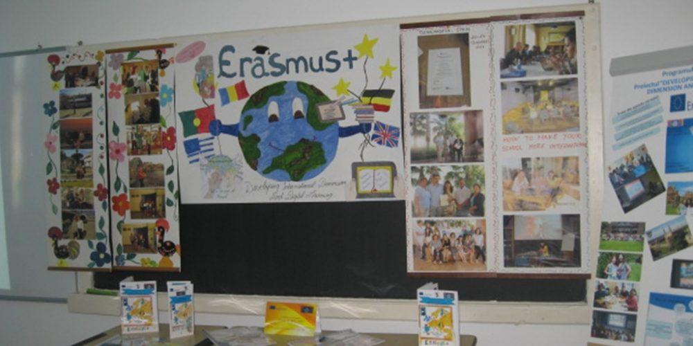 """Final de proiect Erasmus, la Școala """"Avram Iancu"""" din Dej"""