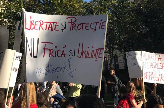 Violența împotriva femeilor, o realitate tristă în România!